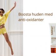 Rädda huden med en antioxidant-boost!