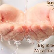 Lyxig rengöring för kroppen